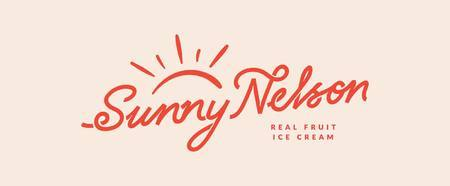 Sunny Nelson Real Fruit Ice Cream